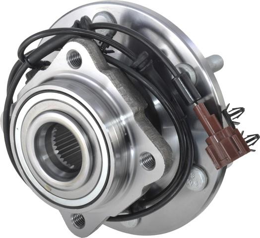 Autopart International 1411-09858 Wheel Bearing and Hub Assembly