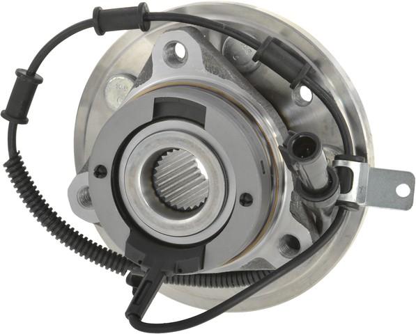 Autopart International 1411-09867 Wheel Bearing and Hub Assembly