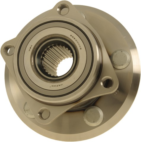 Autopart International 1411-09878 Wheel Bearing and Hub Assembly