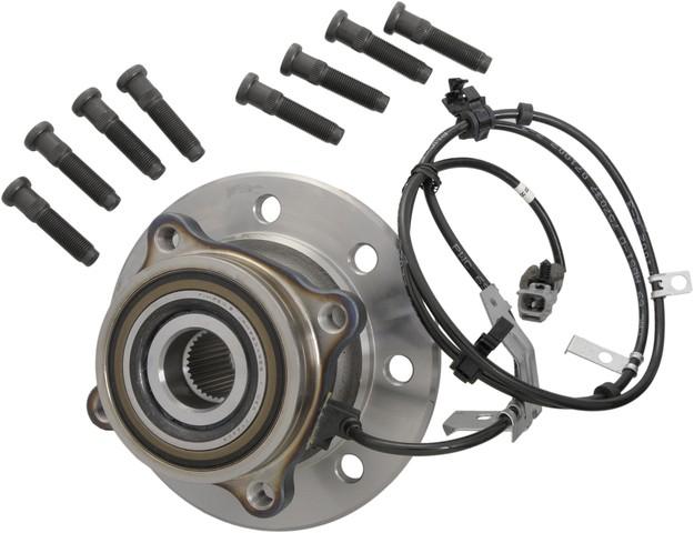 Autopart International 1411-19723 Wheel Bearing and Hub Assembly