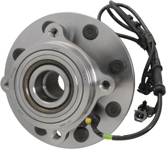 Autopart International 1411-200795 Wheel Bearing and Hub Assembly
