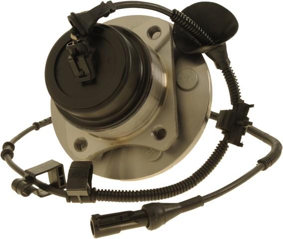 Autopart International 1411-202794 Wheel Bearing and Hub Assembly