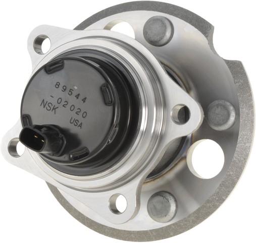 Autopart International 1411-248433 Wheel Bearing and Hub Assembly