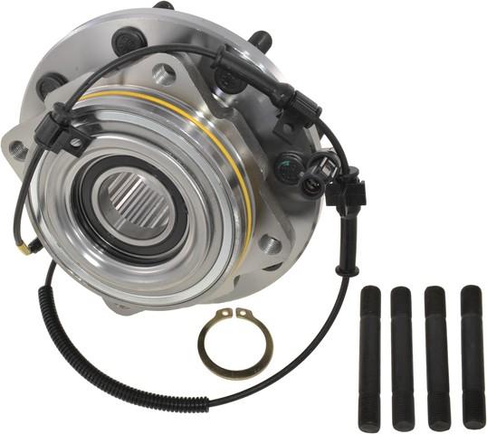 Autopart International 1411-256019 Wheel Bearing and Hub Assembly