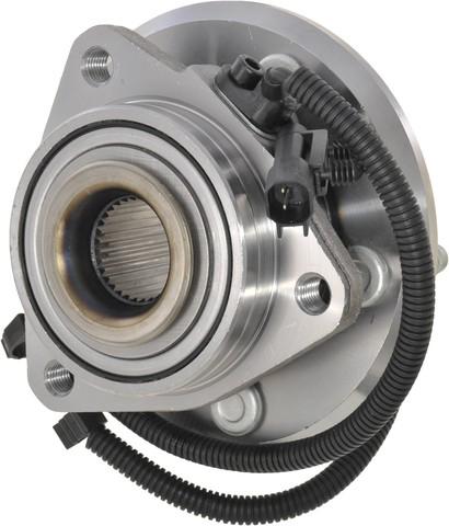 Autopart International 1411-258460 Wheel Bearing and Hub Assembly