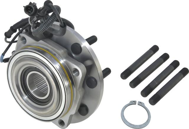 Autopart International 1411-420412 Wheel Bearing and Hub Assembly