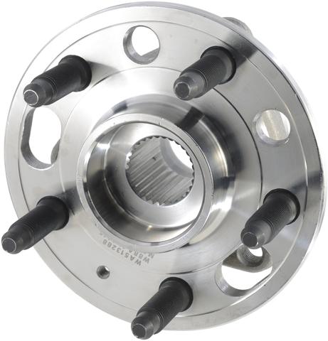 Autopart International 1411-423157 Wheel Bearing and Hub Assembly