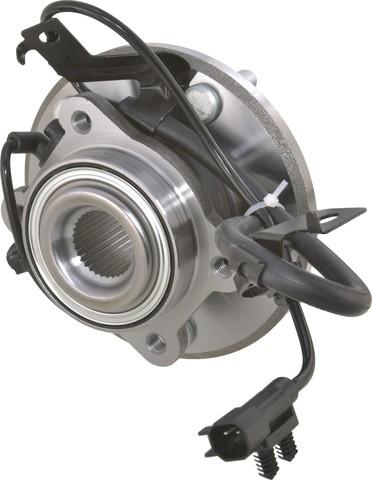 Autopart International 1411-424850 Wheel Bearing and Hub Assembly
