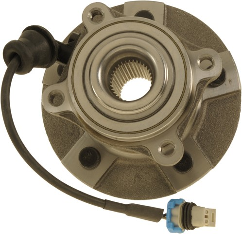 Autopart International 1411-44704 Wheel Bearing and Hub Assembly