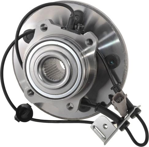 Autopart International 1411-44707 Wheel Bearing and Hub Assembly