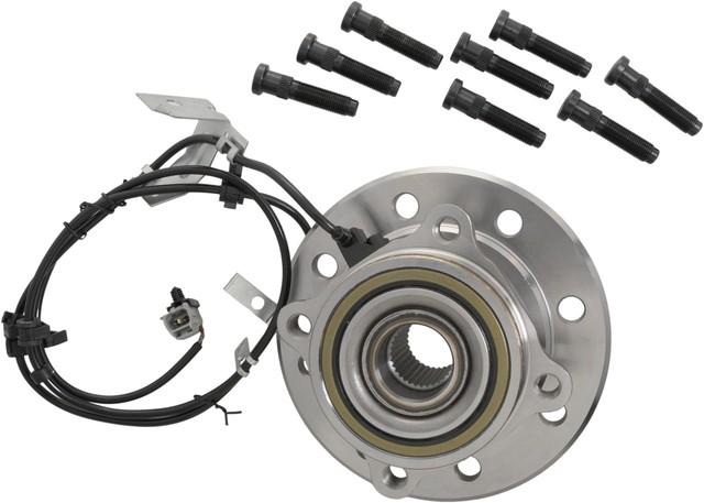 Autopart International 1411-44709 Wheel Bearing and Hub Assembly