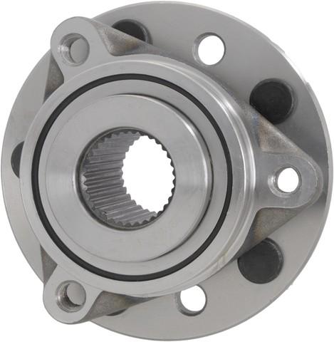 Autopart International 1411-45284 Wheel Bearing and Hub Assembly