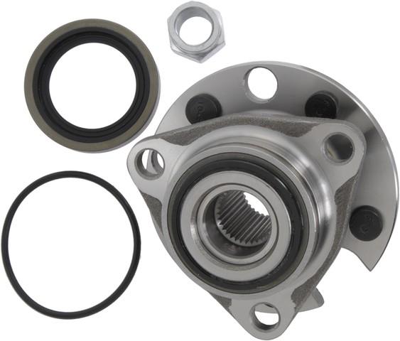 Autopart International 1411-45308 Wheel Bearing and Hub Assembly