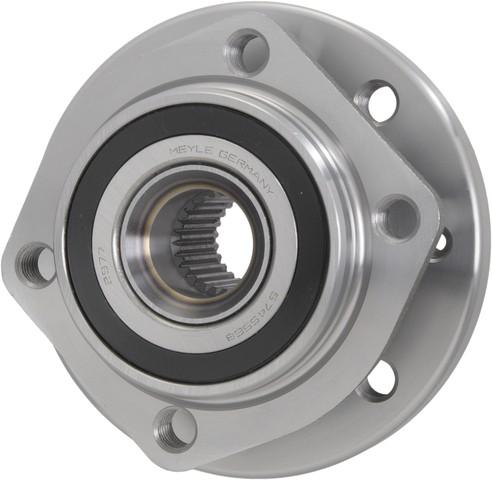 Autopart International 1411-45368 Wheel Bearing and Hub Assembly
