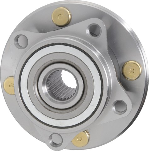 Autopart International 1411-45576 Wheel Bearing and Hub Assembly