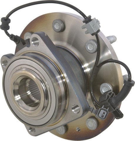 Autopart International 1411-480972 Wheel Bearing and Hub Assembly