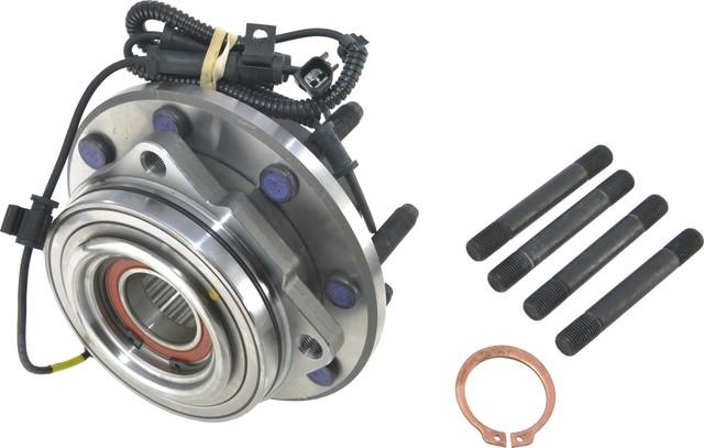 Autopart International 1411-480978 Wheel Bearing and Hub Assembly