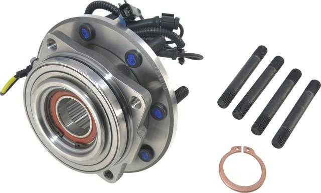 Autopart International 1411-480979 Wheel Bearing and Hub Assembly