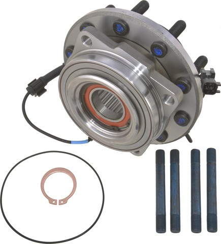 Autopart International 1411-480981 Wheel Bearing and Hub Assembly