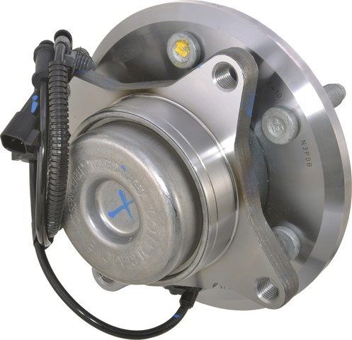 Autopart International 1411-480984 Wheel Bearing and Hub Assembly