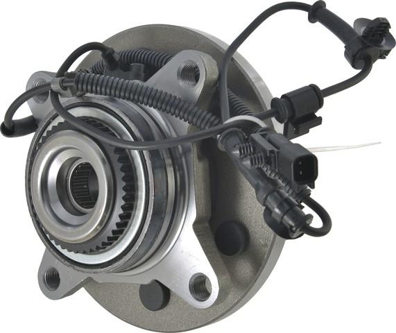 Autopart International 1411-480985 Wheel Bearing and Hub Assembly