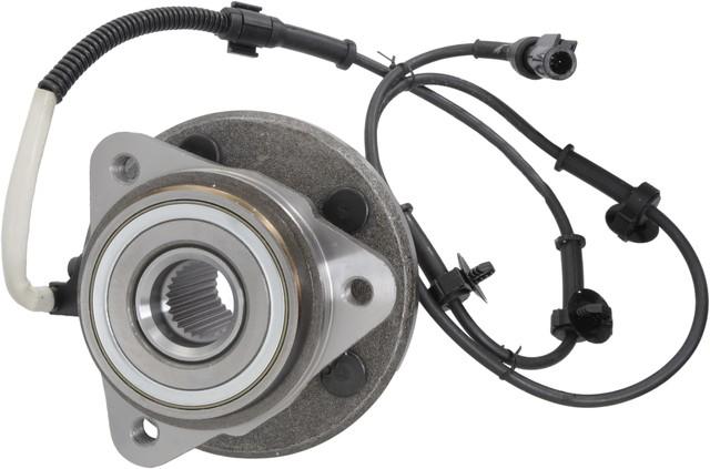 Autopart International 1411-48755 Wheel Bearing and Hub Assembly