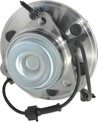 Autopart International 1411-49061 Wheel Bearing and Hub Assembly