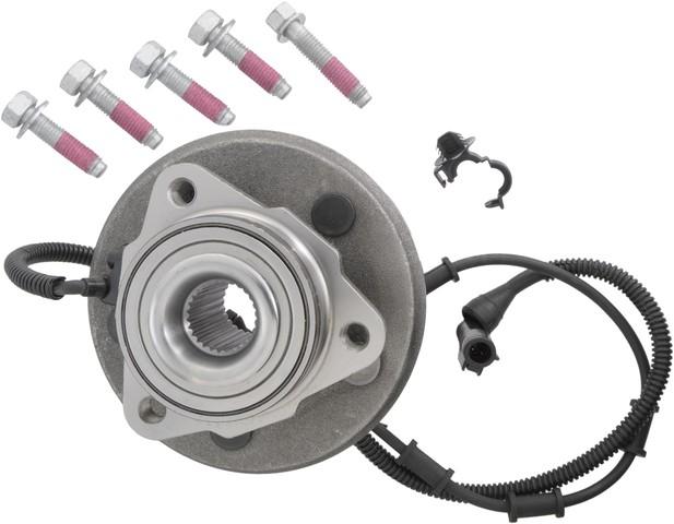 Autopart International 1411-49107 Wheel Bearing and Hub Assembly