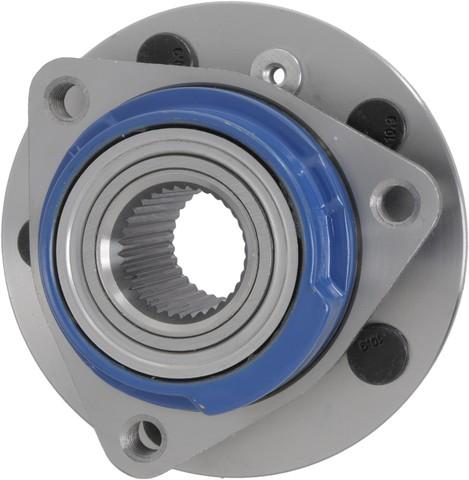 Autopart International 1411-49150 Wheel Bearing and Hub Assembly