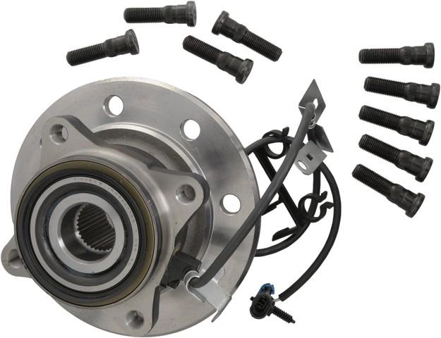 Autopart International 1411-49160 Wheel Bearing and Hub Assembly