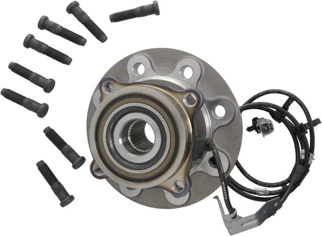 Autopart International 1411-49161 Wheel Bearing and Hub Assembly