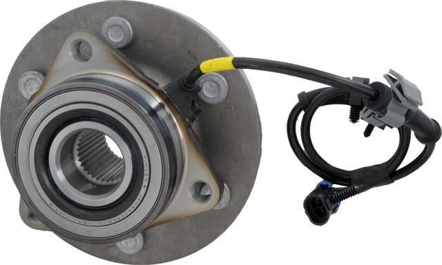 Autopart International 1411-49185 Wheel Bearing and Hub Assembly