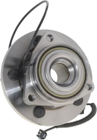 Autopart International 1411-49198 Wheel Bearing and Hub Assembly