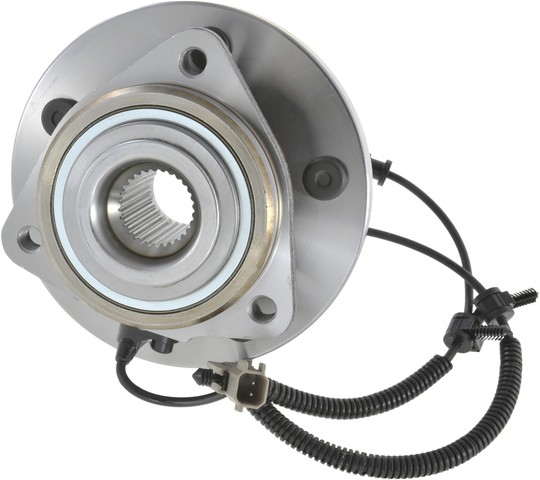 Autopart International 1411-49199 Wheel Bearing and Hub Assembly