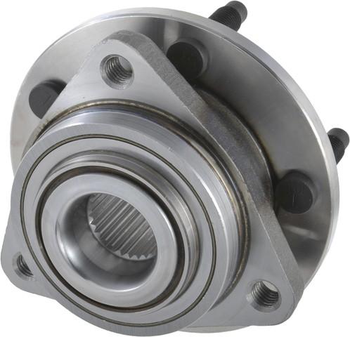Autopart International 1411-49280 Wheel Bearing and Hub Assembly