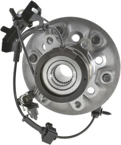 Autopart International 1411-49281 Wheel Bearing and Hub Assembly