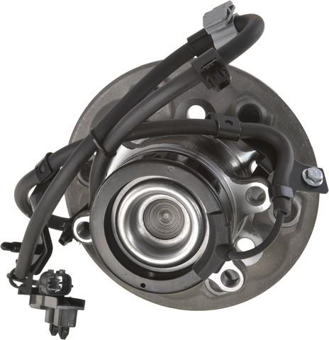 Autopart International 1411-49290 Wheel Bearing and Hub Assembly