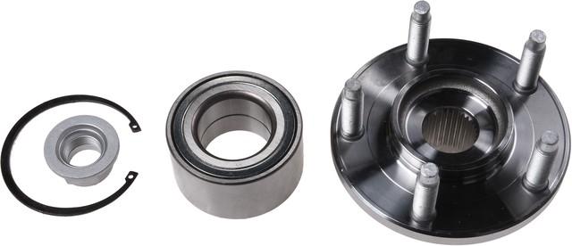 Autopart International 1411-545988 Wheel Bearing and Hub Assembly