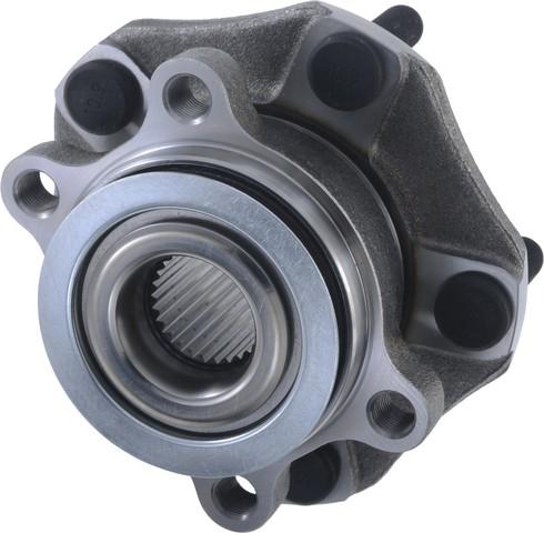 Autopart International 1411-556352 Wheel Bearing and Hub Assembly