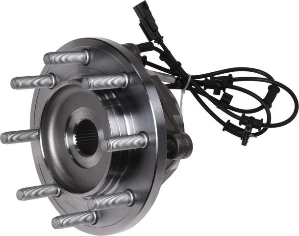 Autopart International 1411-556395 Wheel Bearing and Hub Assembly