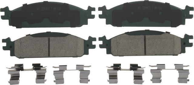 Autopart International 1412-258759 Disc Brake Pad Set