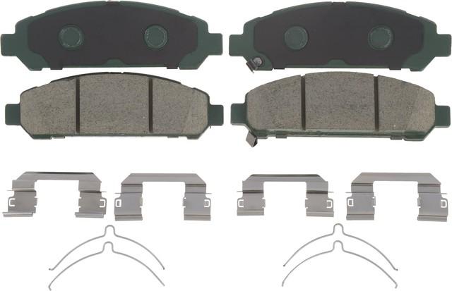 Autopart International 1412-258761 Disc Brake Pad Set