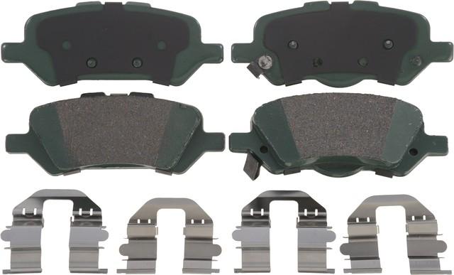 Autopart International 1412-258762 Disc Brake Pad Set