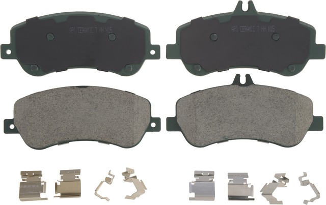 Autopart International 1412-287319 Disc Brake Pad Set