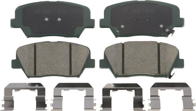 Autopart International 1412-290197 Disc Brake Pad Set