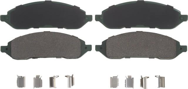 Autopart International 1412-30603 Disc Brake Pad Set
