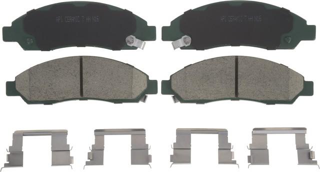 Autopart International 1412-30606 Disc Brake Pad Set