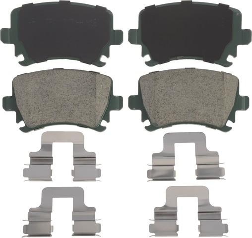 Autopart International 1412-30862 Disc Brake Pad Set