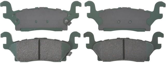 Autopart International 1412-30865 Disc Brake Pad Set