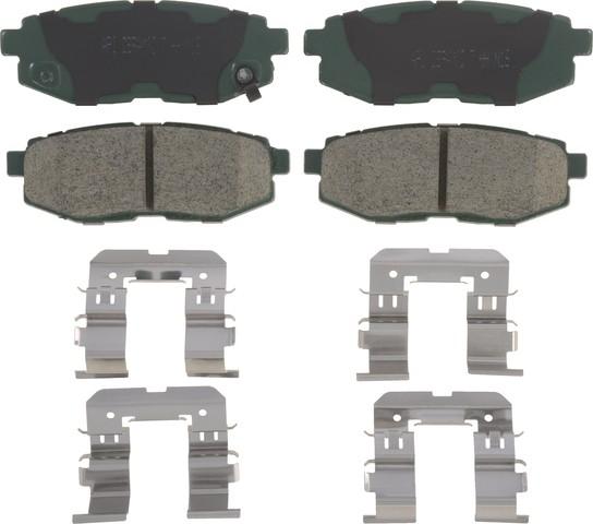 Autopart International 1412-30866 Disc Brake Pad Set